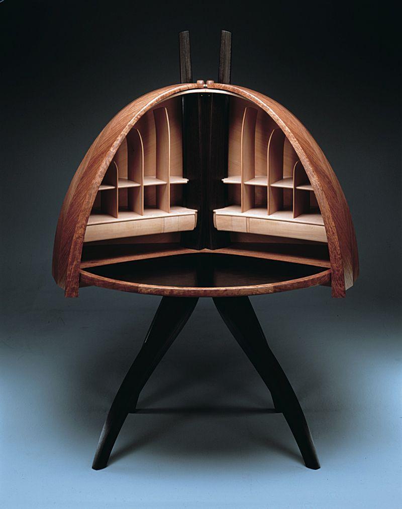 Jere Osgoodd Table Desk